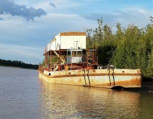 freetoedit river riverboat alaska