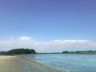 freetoedit beach clouds candyminimal