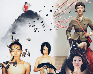remixed picture photography chinesegirl chinesestyle freetoedit