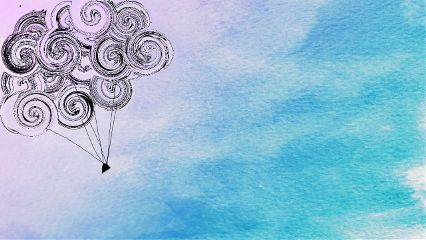 freetoedit balloon stretchtool watercolor