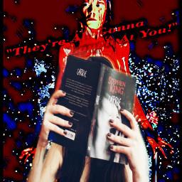 remixed freetoedit wellread carrie horror