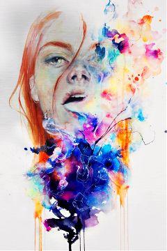 agnescecile art watercolor myedit