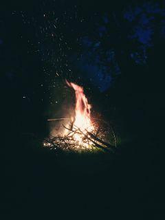 freetoedit campfire summer fire photography