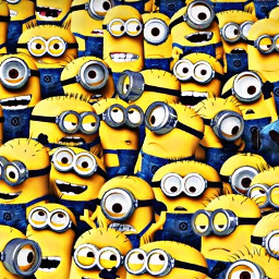 minions all despicableme3 freetoedit