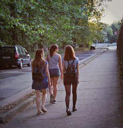girls trip summer fun