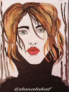 artinprogress art drawing painting portrait