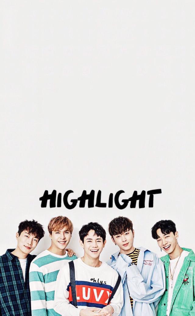 #HIGHLIGHT #yoondujun #yongjunhyung #yangyoseob #leegikwang #sondongwoon #freetoedit