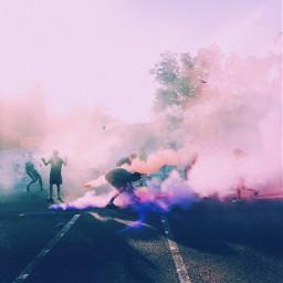 freetoedit color fog summer