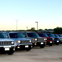 jeep jeepclub texas renegades