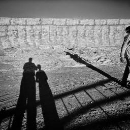 blackandwhite photography shadow