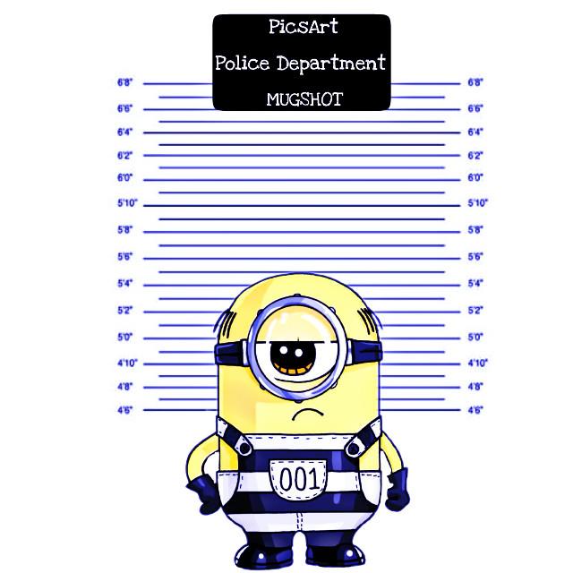#minions #mugshot