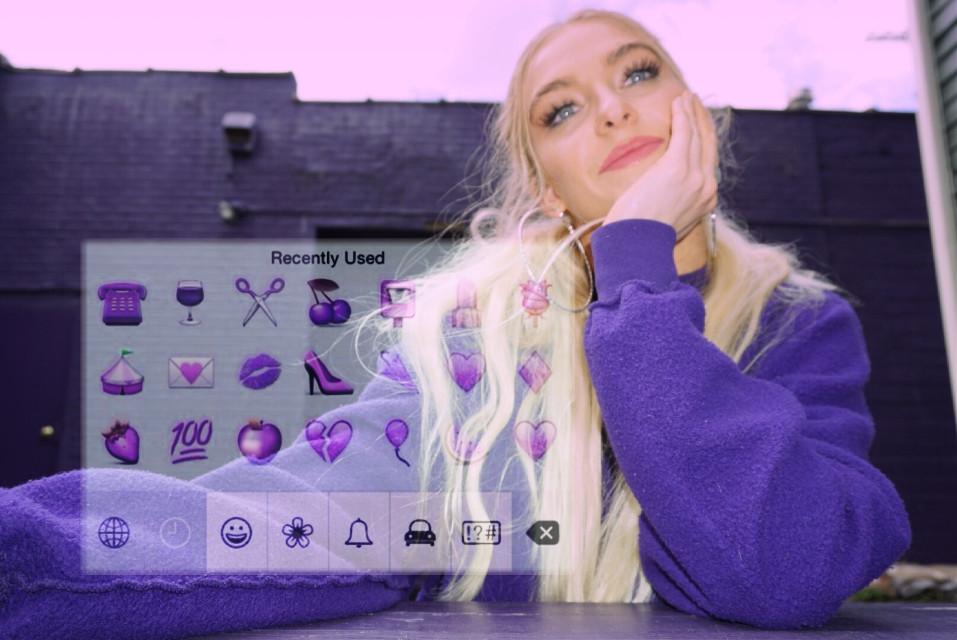 #freetoedit #emoji #keyboard #creative #cool #purple #lavender