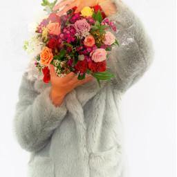 freetoedit flower flowerbouquet bouquet roses