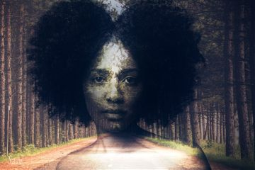 freetoedit photography nature woman