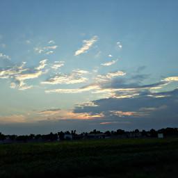 freetoedit sunset lit loveit emotions
