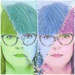 freetoedit dispersion colorful collage me