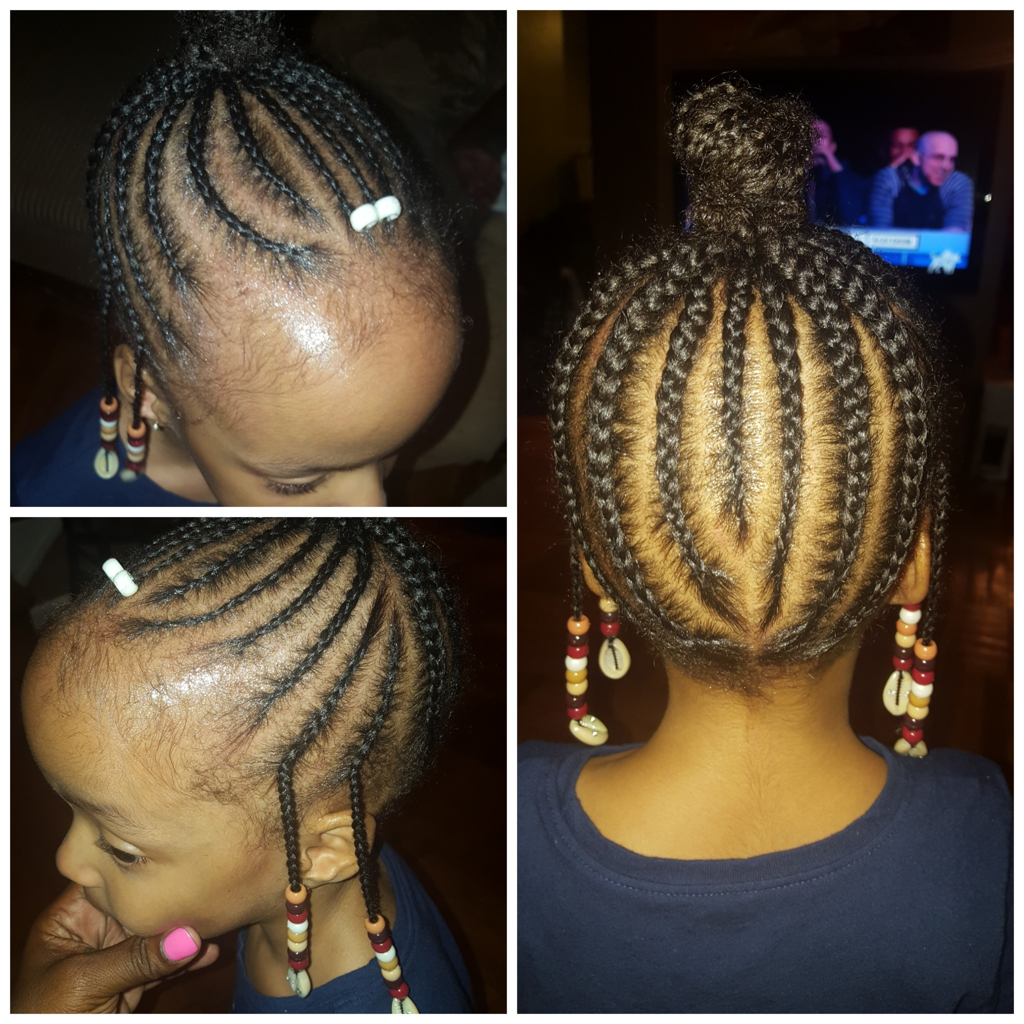 little black girl hair braiding styles image by shonda lloyd 7831 | 237174583056202