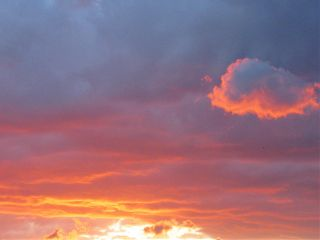 photography sky clouds sunset emotions freetoedit