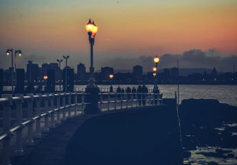 beach citylights photography freetoedit