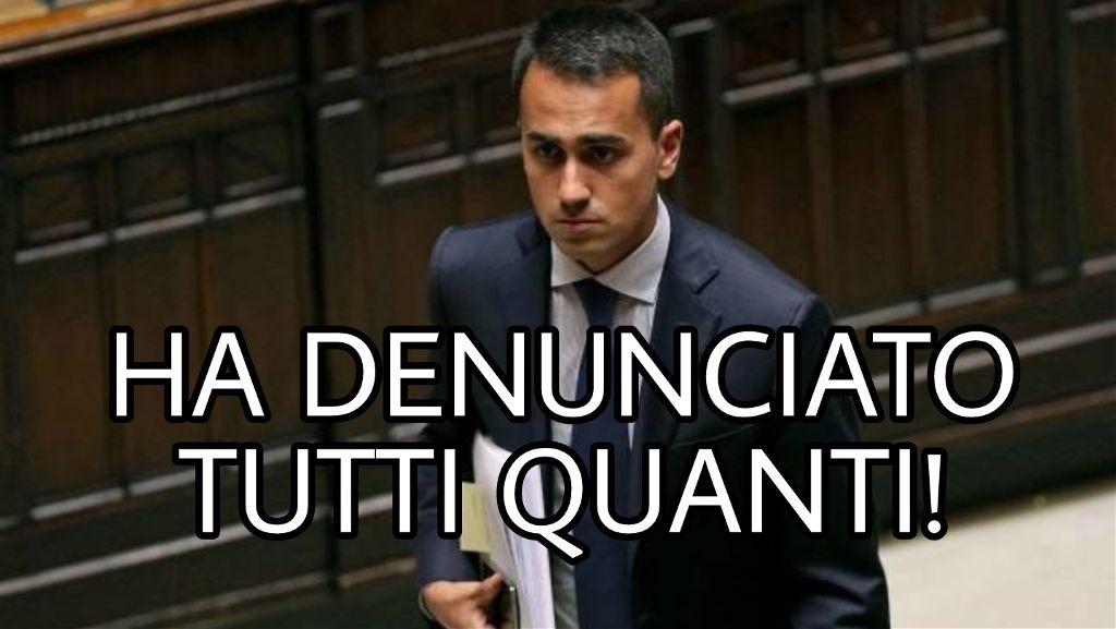 Risultati immagini per ULTIM'ORA - SCATTA LA DENUNCIA DI LUIGI DI MAIO: CONDIVIDETE IL PRIMA PRIMA POSSIBILE!