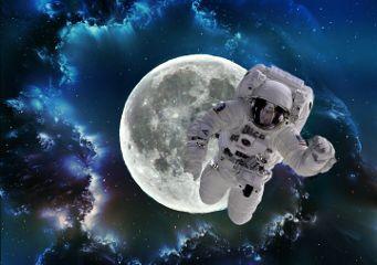 freetoedit astronautstickerremix