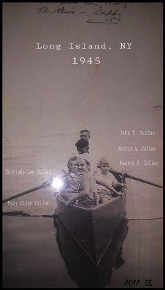 longisland rowboat familyphoto familyhistory dad