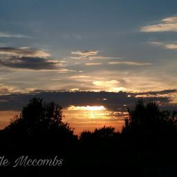weatherphotography cloudscenery sunset summer nature