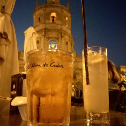 freetoedit ron rum moon night
