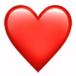 freetoedit heart emojiheart emoji overlay