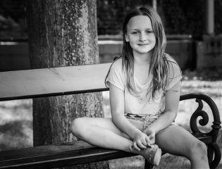 blackandwhite photography girl family kids