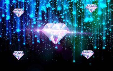 diamondgalaxystickerremix diamonds random galaxy freetoedit