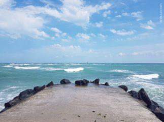 myphoto sea seashore blacksea bulgaria freetoedit
