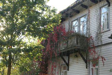balconies harz germany