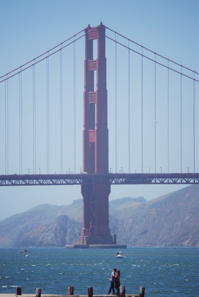 #goldengatebridge #photography #love #sanfrancisco #vintage