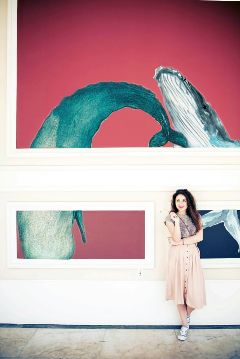 gallery girl pictures whales freetoedit