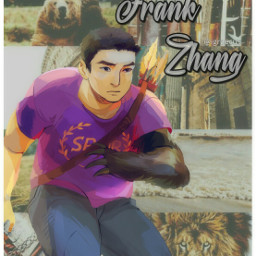 freetoedit percyjackson frankzhang fandom aestetichs