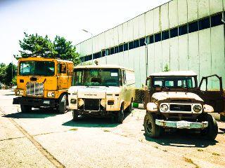 parking oldcar useless accident broken freetoedit