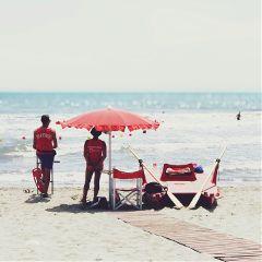 italy tuscany beach sand sea