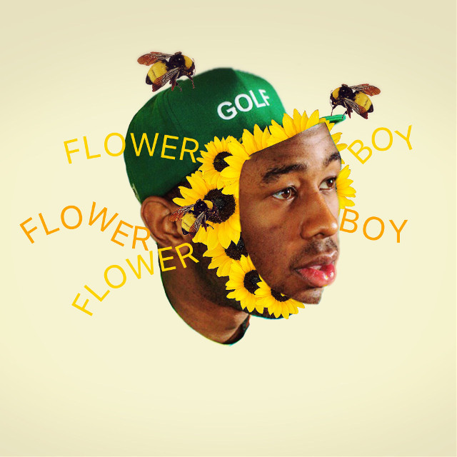 tyler, the creator inspired by his new album 💛