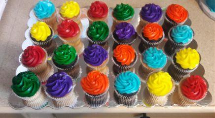 remix colorful remixme cupcakes freetoedit