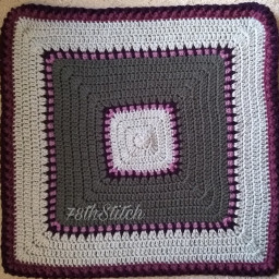 crochet septembermorning julieyeager concentricsquare