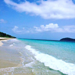 freetoedit beach myhometown caribbean