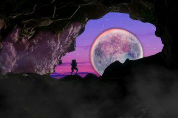 freetoedit curvestool cave moon mist