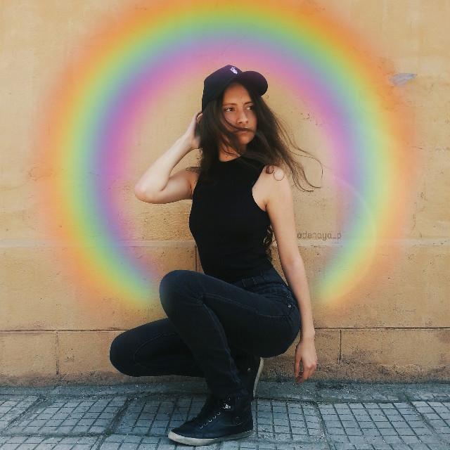 Instagram:@denaya_p  2 instagram:denitsapavlova_p   #denitsapavlova #denaya_p #rainbow #edit