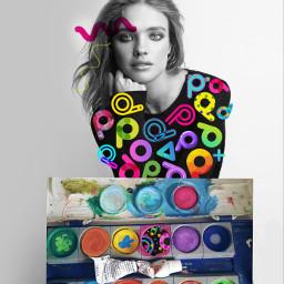 freetoedit colouringbook colouringin paintpalette makeupartist