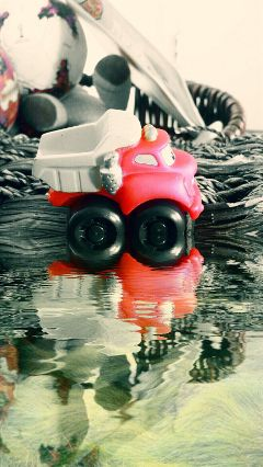 toys ball truck childhood..a childhood