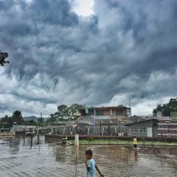 guatemala sky storm photography clouds