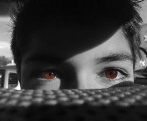 freetoedit brother eyes brown blackandwhite
