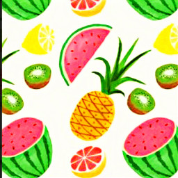 ftestickers fruitsandvegetables background freetoedit