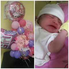 baby gisangely welcome